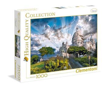 1000 pcs. High Quality Collection MONTMARTRE