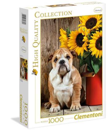 1000 pcs. High Color Collection THE BULLDOG