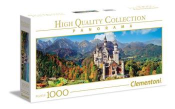 1000 pcs. High Quality Collection Panorama NEUSCHWANSTEIN
