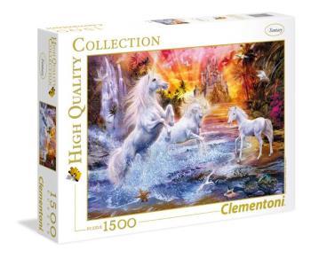 1500 pcs High Quality Collection WILD UNICORNS