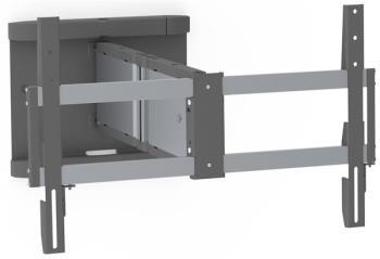 SMS Icon WH 3D - 3D wallmount, VESA 200x200 - 600x400mm, Max 40kg, Aluminium/Anthracite Grey
