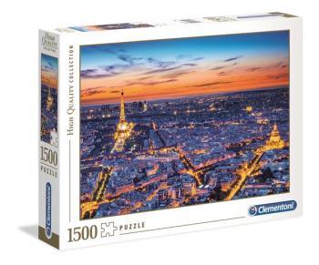 1500 pcs. High Quality Collection Paris View
