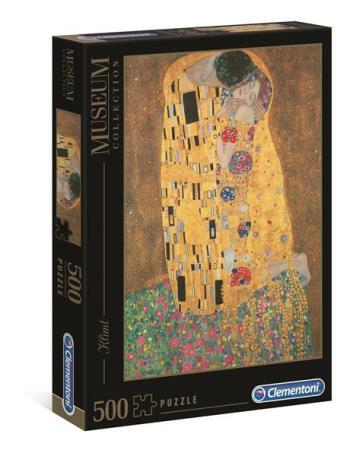 """500 pcs Museum Collection - Klint """"The Kiss"""""""