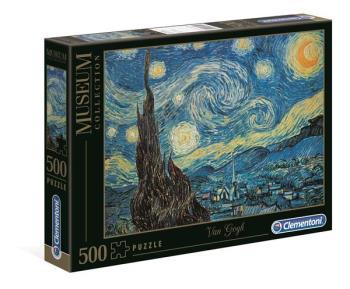 "500 pcs Museum Collection - Van Gogh ""Starry Night"""