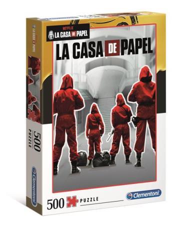 500 pcs High Quality Collection La Casa De Papel