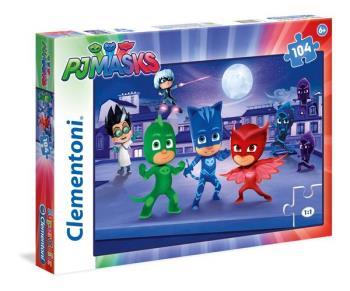 104 pcs Puzzles Kids PJ Masks