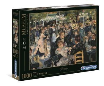 """1000 pcs Museum Collection - Renoir """"Dance at Le moulin de la Galette"""""""