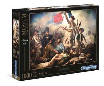 "1000 pcs Museum Collection - Delacroix ""Liberty Leading the People"""