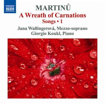 Martinu Songs Vol 1 CD