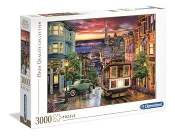 3000 pcs. High Quality Collection San Francisco