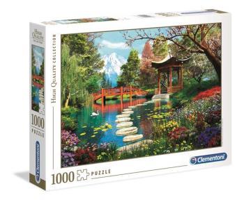 1000 pcs. High Quality Collection Fuji Garden