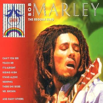 The reggae king