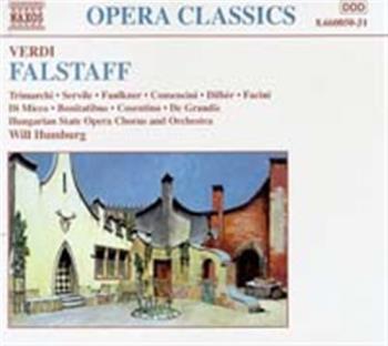 Verdi: Falstaff Complete