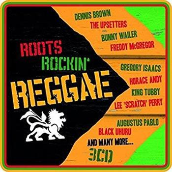 Roots Rockin' Reggae (Plåtbox)