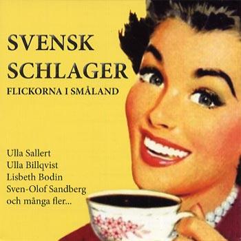 Svensk schlager / Flickorna i Småland
