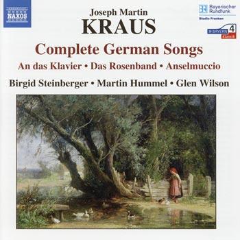 Tyska sånger (Komplett)