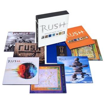 The studio albums 1989-2007 (Rem)