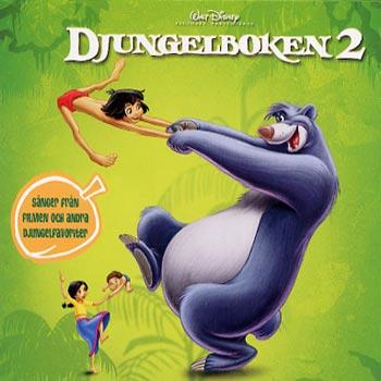 Djungelboken 2 (Svensk)