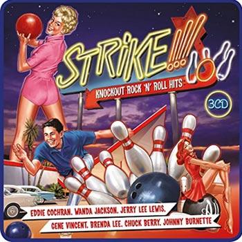 Strike / Knockout Rock'n'Roll Hits (Plåtbox)