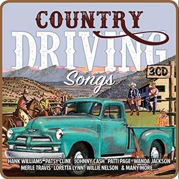 Country Driving Songs (Plåtbox)