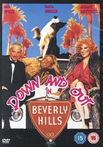 På luffen i Beverly Hills