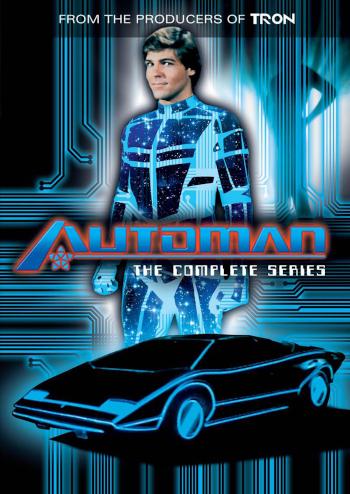 Automan / Complete series (Ej textad)