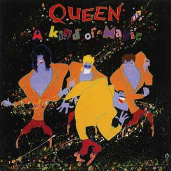 Queen: A kind of magic 1986 (2011/Rem)