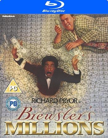 Brewster's miljoner (Ej svensk text)