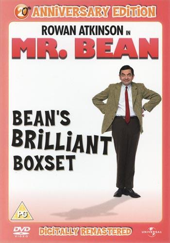 Mr Bean / Bean's Brilliant Box Set