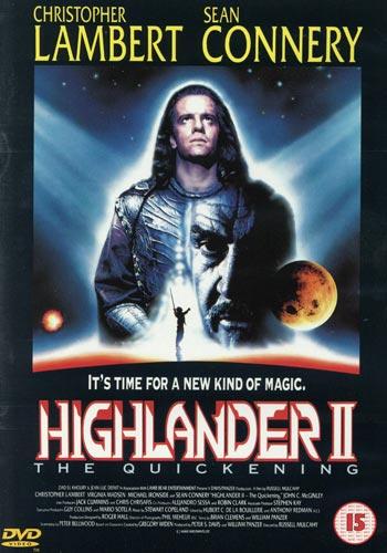 Highlander 2 (Ej svensk text)