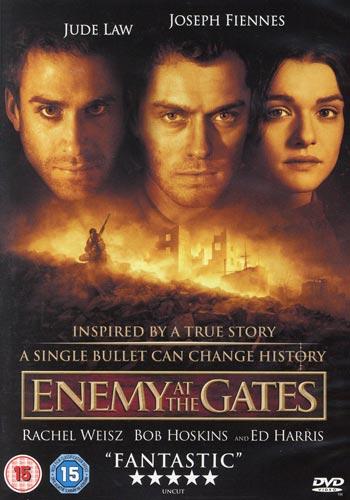 Enemy at the Gates (Ej svensk text)