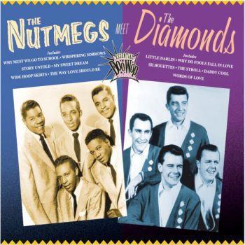 Essential Doo Wop - Nutmegs Meets The Diamonds