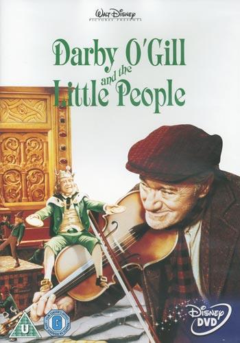 Darby O'Gill och småfolket (Ej svensk text)