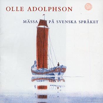 Mässa på svenska språket