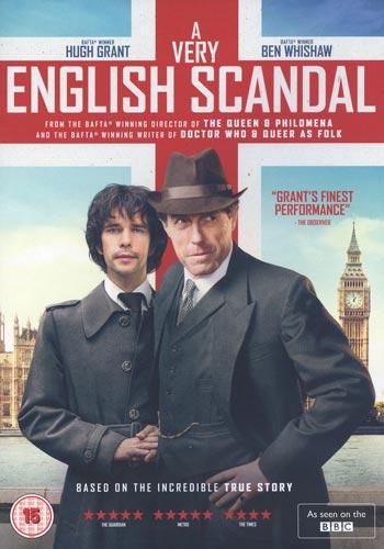 A Very English Scandal (Ej svensk text)