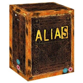 Alias / Säsong 1-5