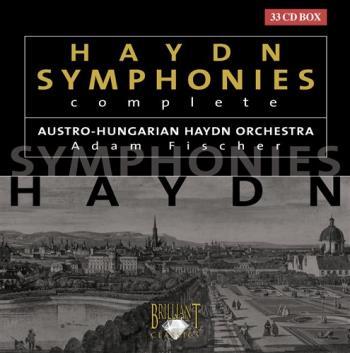 Complete symphonies (Fischer)