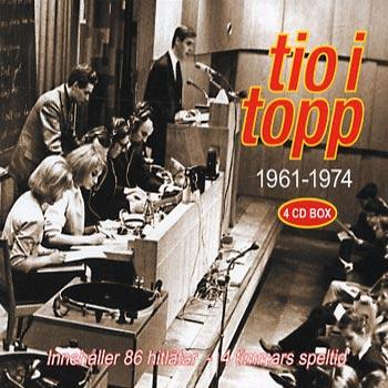 Tio I Topp 1961-1974
