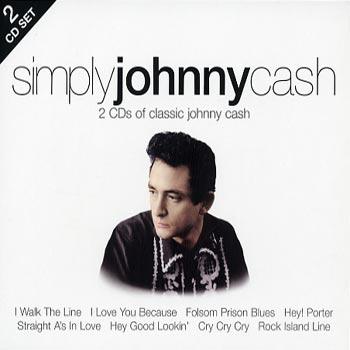 Simply Johnny Cash (Sun)
