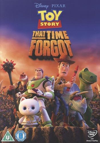 Toy Story - Fast i forntiden (Ej svensk text)