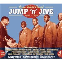 Rare West Coast Jump N Jive 1945-54