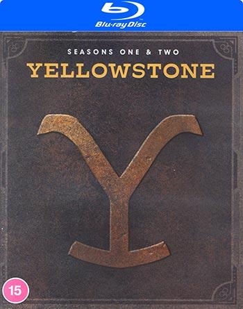 Yellowstone / Säsong 1+2 (Ej svensk text)