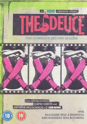 The Deuce / Säsong 2 (Ej svensk text)