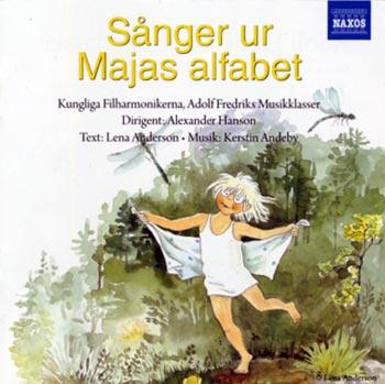 Sånger ur Majas alfabet 2008