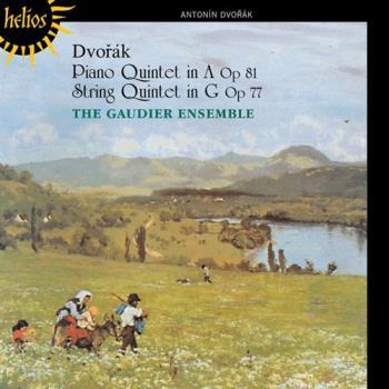 Dvorak: Piano Quintet / String Quintet