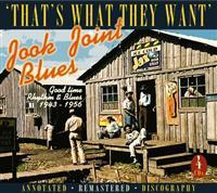Jook Joint Blues