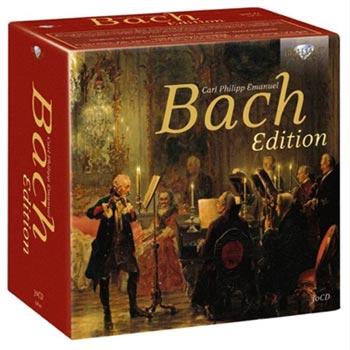 C P E Bach Edition