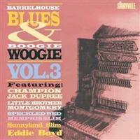 Barrelhouse Blues & Boogie Woogie Vol 3
