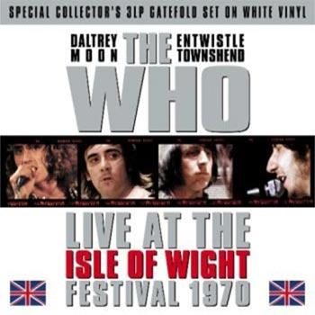 Isle of Wight Festival 1970 (Blue)
