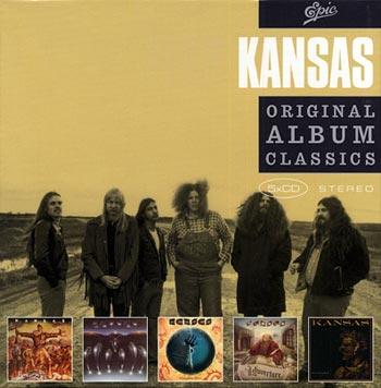 Original album classics 1974-77